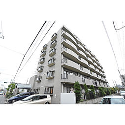 埼玉県川越市新宿町5丁目の賃貸マンションの外観