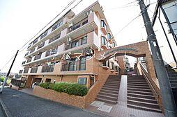 ライオンズマンション東戸塚B棟[-1階]の外観