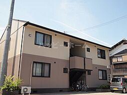 兵庫県揖保郡太子町老原の賃貸アパートの外観