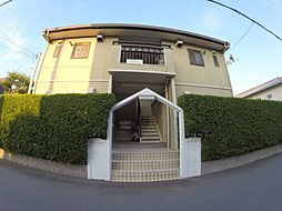 ソファレ池田[1階]の外観
