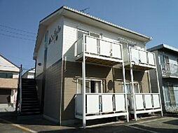 愛知県岩倉市曽野町大畔の賃貸アパートの外観