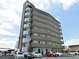 滋賀県甲賀市水口町本綾野の賃貸マンションの外観
