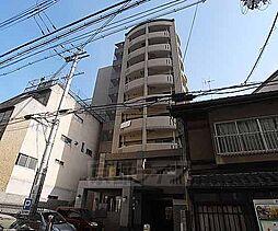 京都府京都市下京区猪熊通綾小路上る松本町の賃貸マンションの外観