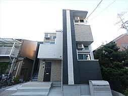 愛知県名古屋市中村区西米野町4丁目の賃貸アパートの外観