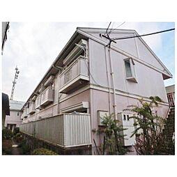 奈良県奈良市北半田西町の賃貸アパートの外観