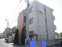 愛媛県松山市和泉北4丁目の賃貸マンションの外観