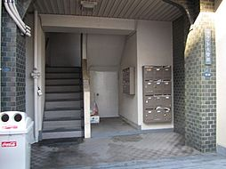 フラット大曽根[3階]の外観