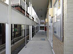 レオパレスフローリッシュ[102号室]の外観