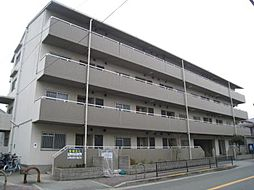 大阪府門真市大字三番の賃貸マンションの外観