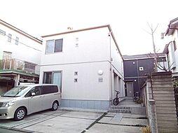 東京都荒川区荒川3丁目の賃貸アパートの外観