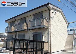 サニーダブル[1階]の外観