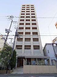 コンソラーレ上町台II[4階]の外観