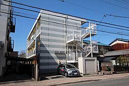 愛知県名古屋市中川区法華西町3の賃貸アパートの外観