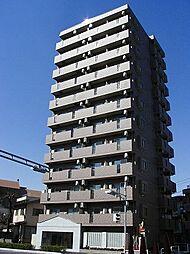 東京都板橋区南町の賃貸マンションの外観
