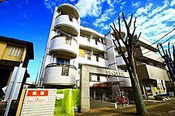 埼玉県ふじみ野市鶴ケ岡2丁目の賃貸マンションの外観