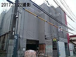 福岡県福岡市博多区上牟田3の賃貸マンションの外観