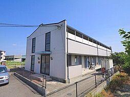 奈良県大和郡山市今国府町の賃貸マンションの外観