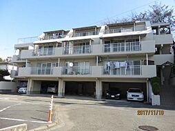 神奈川県横浜市戸塚区汲沢町の賃貸マンションの外観
