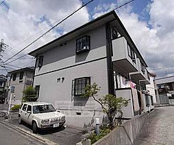 京都府京都市北区大宮南箱ノ井町の賃貸アパートの外観