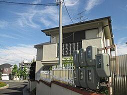 ヒルクレスト岡本[2階]の外観