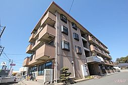広島県福山市引野町1丁目の賃貸マンションの外観