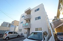 愛知県名古屋市中村区諏訪町1丁目の賃貸マンションの外観
