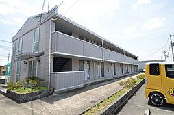 兵庫県姫路市飾磨区上野田5丁目の賃貸アパートの外観