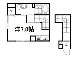 醍醐駅 5.4万円