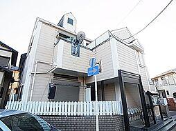 ハンプトンコート新松戸[201号室]の外観