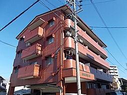 愛知県名古屋市西区こも原町の賃貸マンションの外観