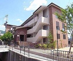京都府京都市山科区東野森野町の賃貸マンションの外観
