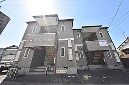 福岡県北九州市小倉南区守恒本町1丁目の賃貸アパートの外観