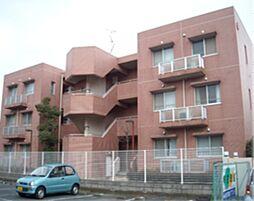 サンハイツベニサン[2階]の外観