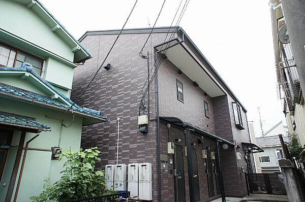 ファミール 2階の賃貸【東京都 / 目黒区】