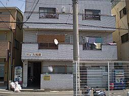 大阪府大阪市生野区田島1丁目の賃貸マンションの外観