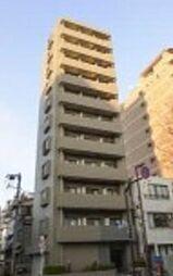 東京都新宿区山吹町の賃貸マンションの外観