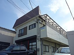 埼玉県戸田市美女木1丁目の賃貸マンションの外観
