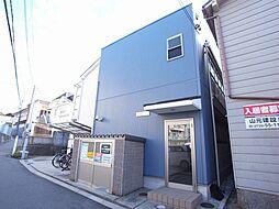 石田ハイツ2号館[1階]の外観
