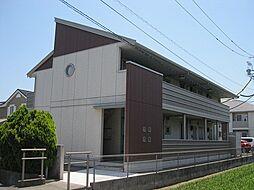 三重県四日市市石塚町の賃貸アパートの外観