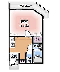 SPビル[3階]の間取り