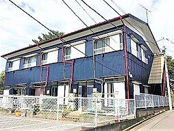 埼玉県さいたま市見沼区大字御蔵の賃貸アパートの外観