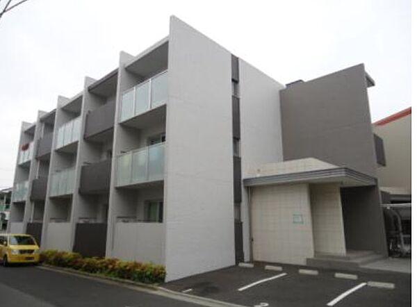 神奈川県藤沢市湘南台3丁目の賃貸マンション