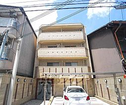 京都府京都市東山区本町新6丁目の賃貸マンションの外観