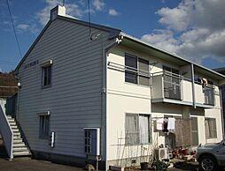 静岡県伊豆市牧之郷の賃貸アパートの外観