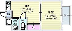 阪神なんば線 桜川駅 徒歩3分