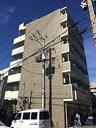 リヴァーシャロウ西三荘[5階]の外観