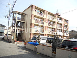 グリーンハイツ阪本[4階]の外観