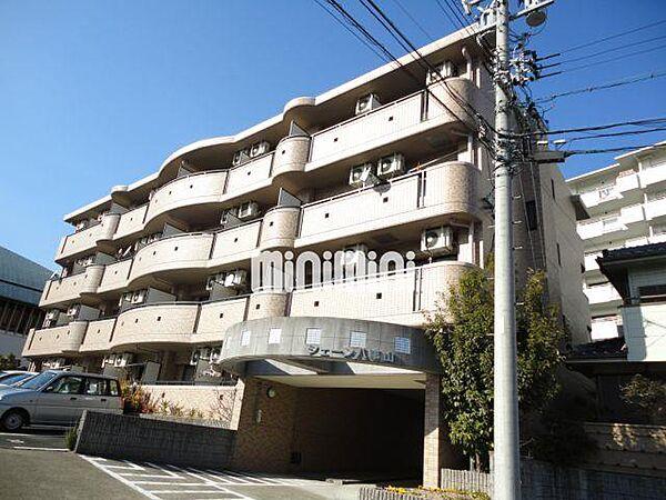 シェーン八事山[3階]の外観