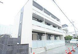埼玉県熊谷市筑波1丁目の賃貸マンションの外観