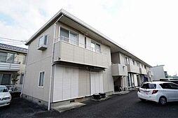 メゾン茅ヶ崎3[2階]の外観